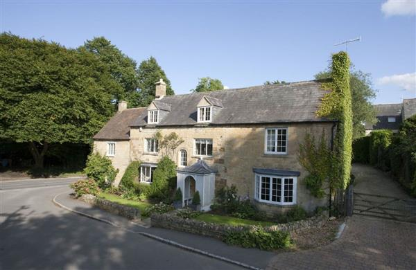 Wolds End House in Chipping Campden, Gloucestershire