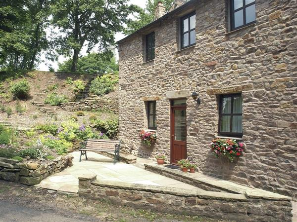 Wolfen Mill Country Retreats - Bowland Bower in Lancashire