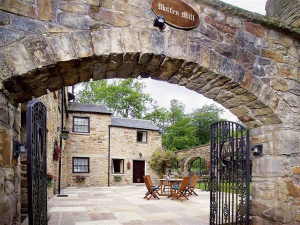 Wolfen Mill Country Retreats - Tweedy in Lancashire