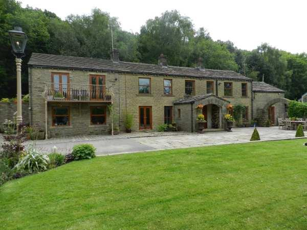 Wood Bottom Farm in Meltham near Holmfirth