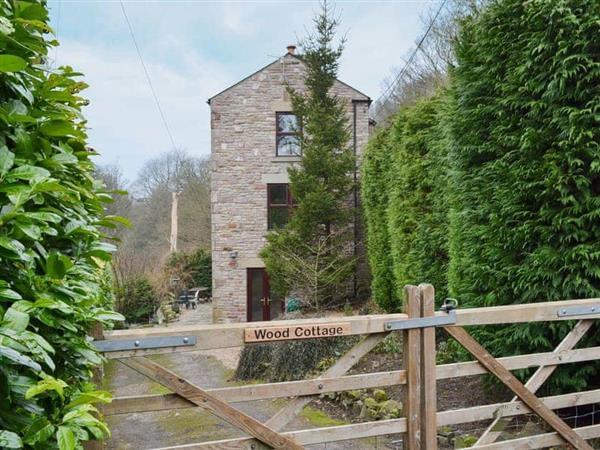 Wood Cottage in Derbyshire