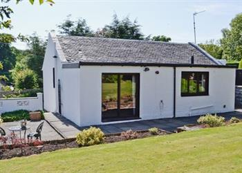 Woodbine Cottage in Ayrshire