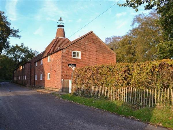 Woodbine Cottage in Norfolk