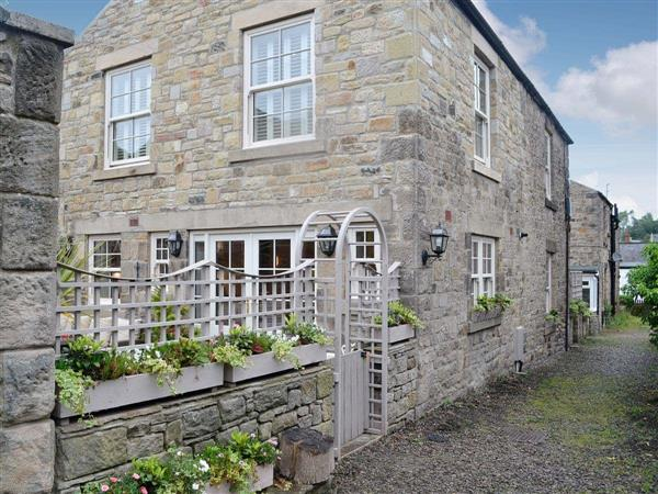 Woodburn Cottage in Northumberland
