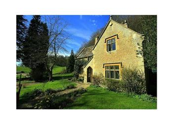 Woodells Cottage in Gloucestershire