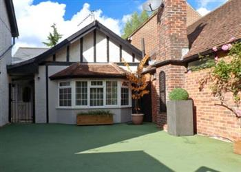 Woodend Annexe from Sykes Holiday Cottages