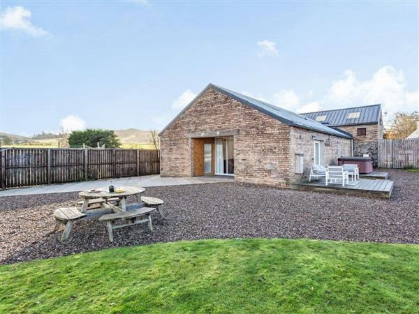 Woodend Barn, Perthshire