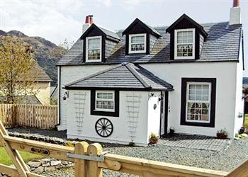 Woodend Cottage in Argyll