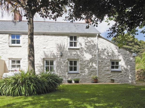 Woodford Cottage in Cornwall