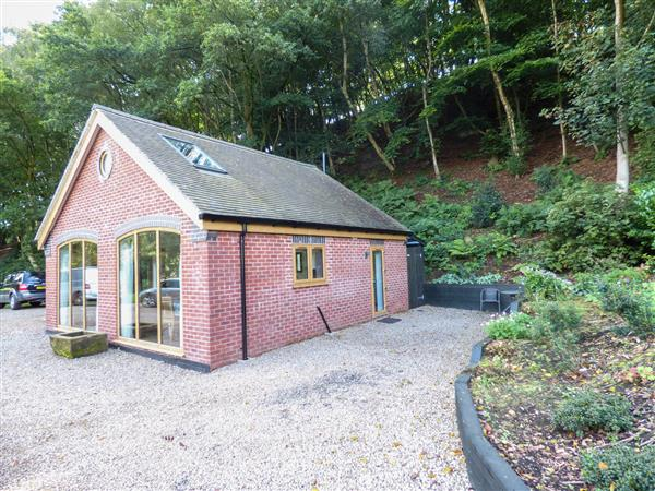 Woodland Cottage in Staffordshire