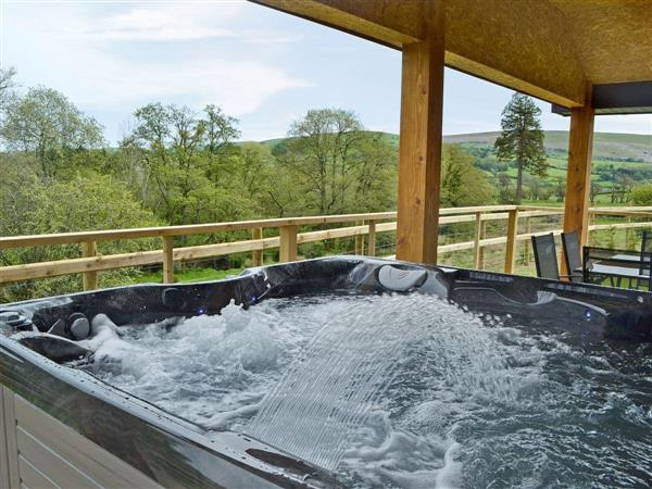 Woodland Cottages - River Lodge in Powys