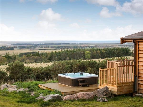 Woodland Lodges - Ben Wyvis in Morayshire