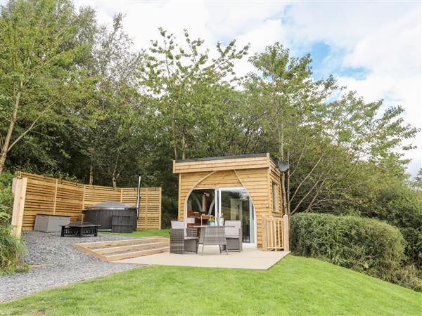 Woodland Pod in Maerdy near Corwen, Clwyd