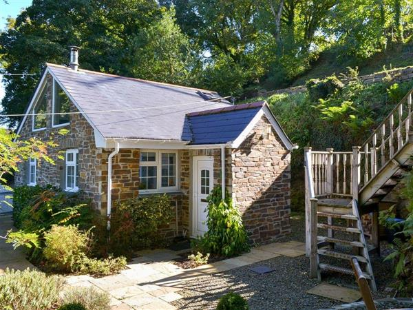 Woodland Retreat in Cornwall