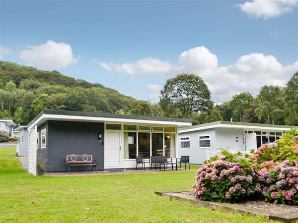 Woodlands Park Retreats - Chalet 71 in Gilfachrheda, near New Quay, Dyfed