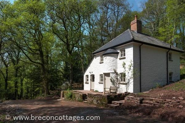 Woodman Parry's Cottage in Powys