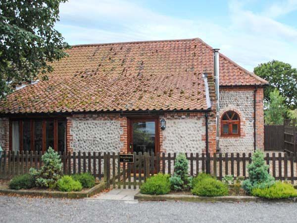 Woodmans Barn in Norfolk