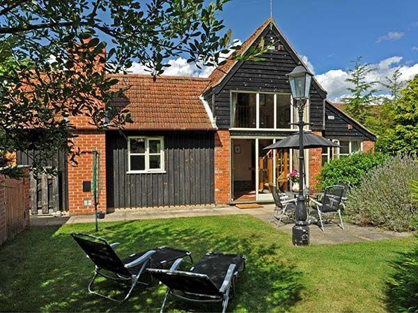 Woodman's Cottage in Norfolk