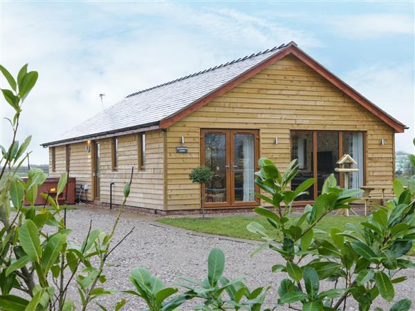 Woodman's Lodge in Cheshire