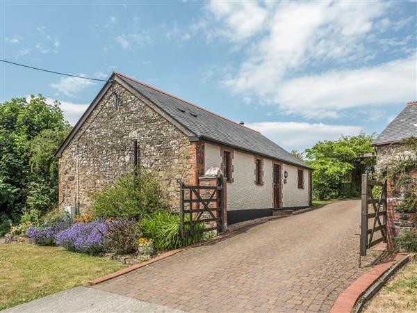 Woodpecker Cottage in Devon