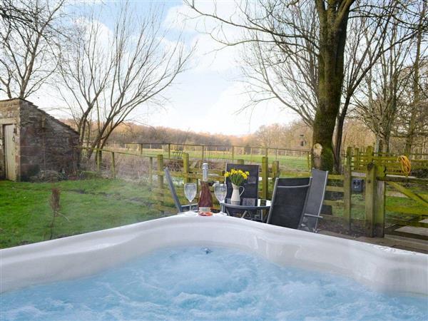 Woodpecker Cottage in Cumbria
