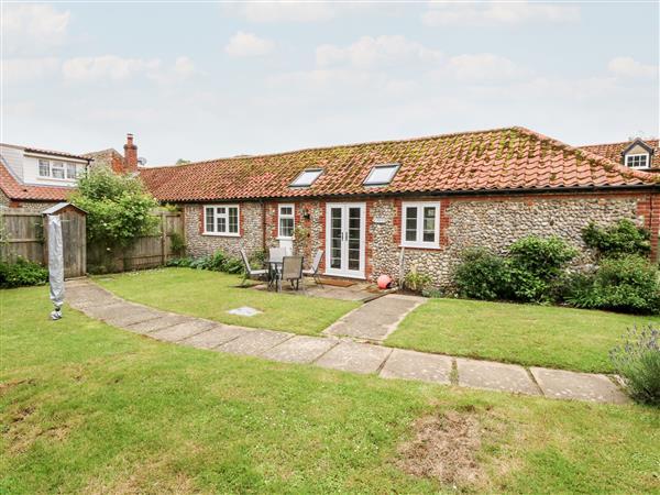 Woodpecker Cottage, Kelling near Weybourne