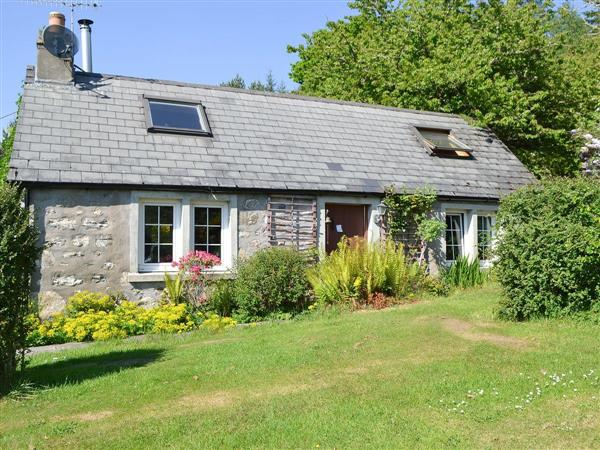 Woodpecker Cottage in Inverness-Shire