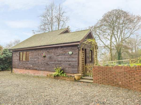 Woodpeckers Cottage in Shropshire