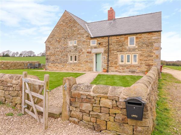 Woodthorpe Cruck Cottage in Derbyshire
