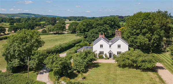 Wootton Farmhouse in East Sussex