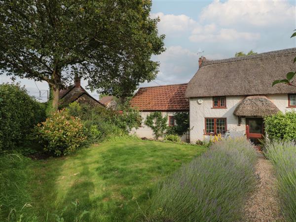 Wreath Green Annexe in Somerset
