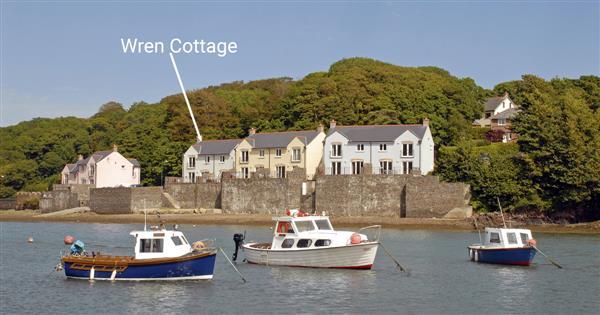 Wren Cottage,