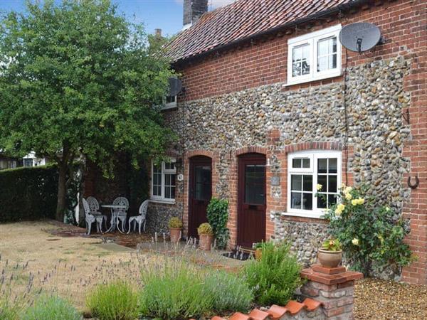 Wren Cottage in Norfolk