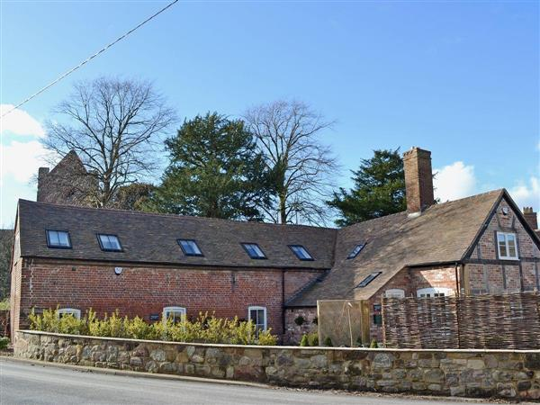 Wrockwardine Cottages - The Malthouse in Shropshire