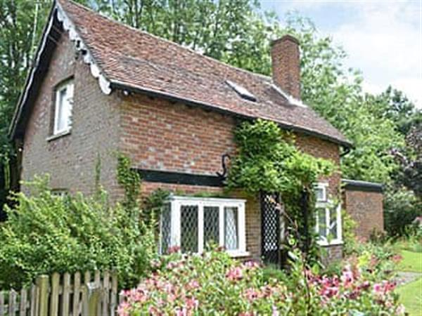Wysteria Cottage in Kent