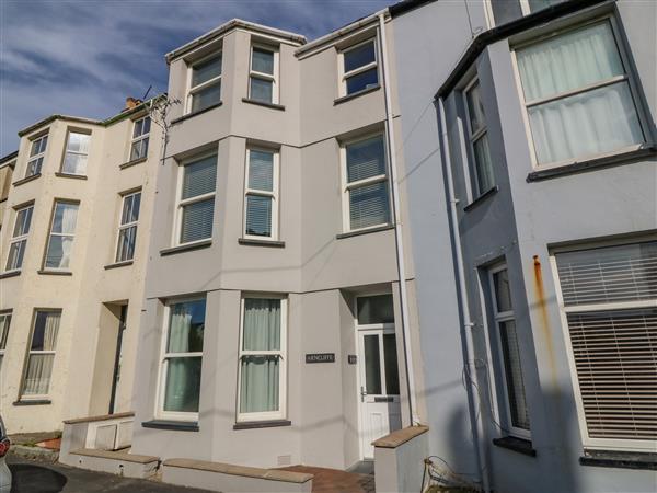 Y Castell Apartment 3 in Gwynedd