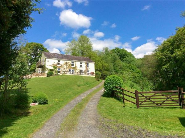 Y Nueadd Country House in Dyfed