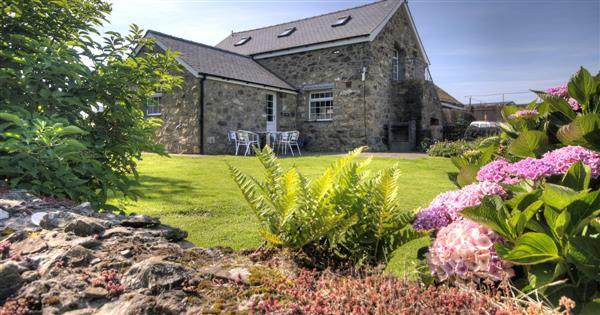 Y Stabal in Abersoch, Gwynedd