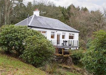 Yarra Cottage in Perthshire