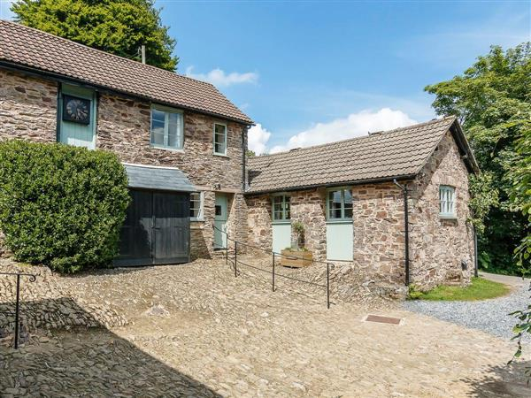 Yealscombe Farm Holiday Cottages - Grooms Cottage in Somerset