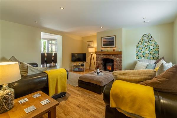 Yeomans Cottage in Norfolk