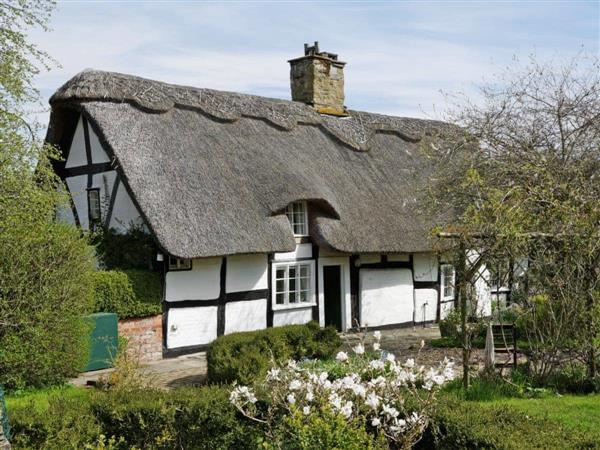 Yeomans Cottage in Shropshire