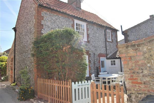 Yew Tree Cottage from Norfolk Hideaways