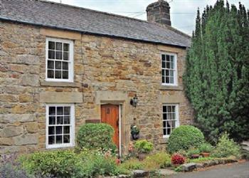 Yew Tree Cottage in Northumberland