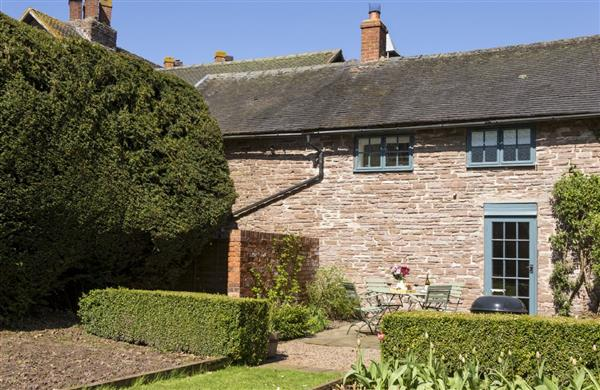 Yewtree Cottage in Herefordshire