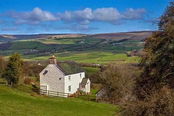 Yr Allt in Powys