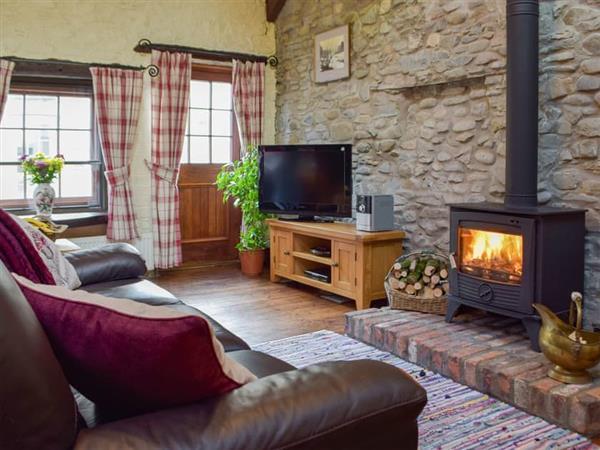 Yr Hen Efail in Abergorlech, near Llandeilo, Dyfed